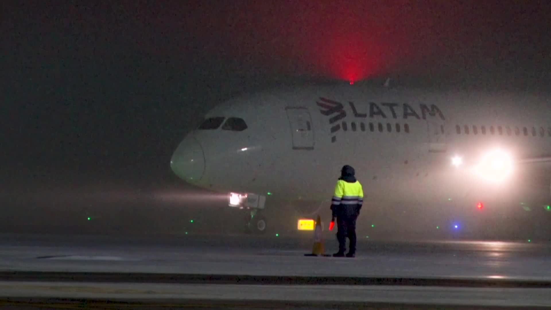 Chile tendrá el primer aeropuerto de Latinoamérica para aviones impulsados con hidrógeno verde en 2030