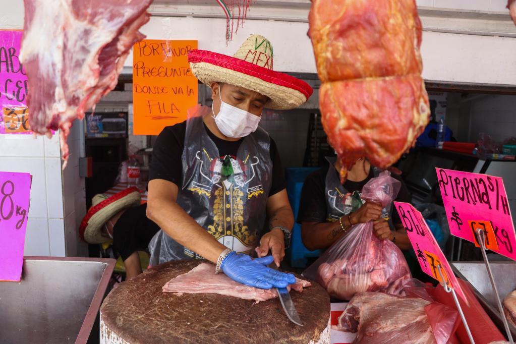 Vida cotidiana en la Ciudad de México