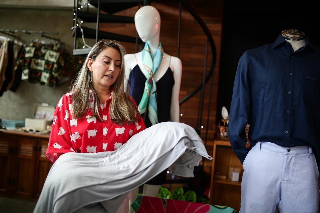 """Colombia: """"Leib Design"""", marca de ropa fundamentada en concepto de sostenibilidad"""
