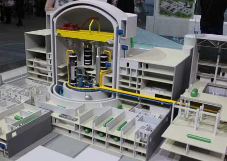 China aprueba proyecto piloto de energía nuclear