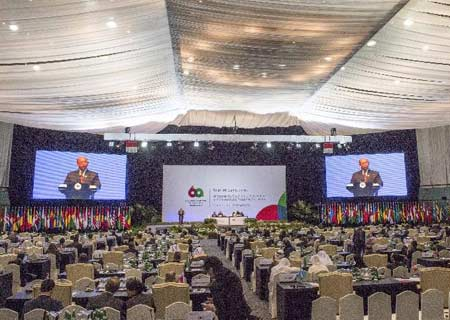 Países de Asia y Africa reforzarán cooperación en infraestructura